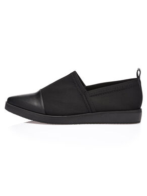 POINTY LOAFER SLIP-ONS