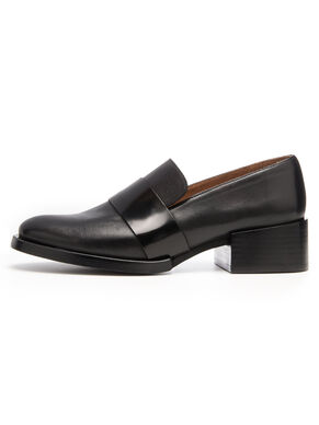 DIVIDED LOAFERS
