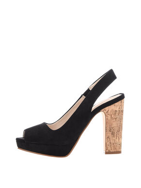 PEEPTOE SLINGBACK SHOES