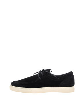 MEN'S SUEDE CAS. SHOES