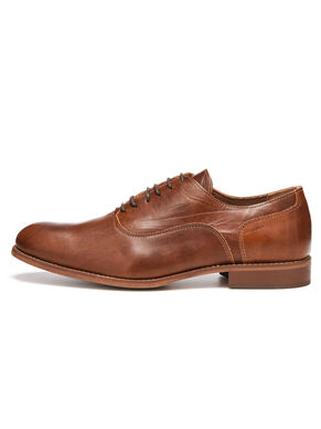 MEN'S DRESS OXFORD DERBY SHOES