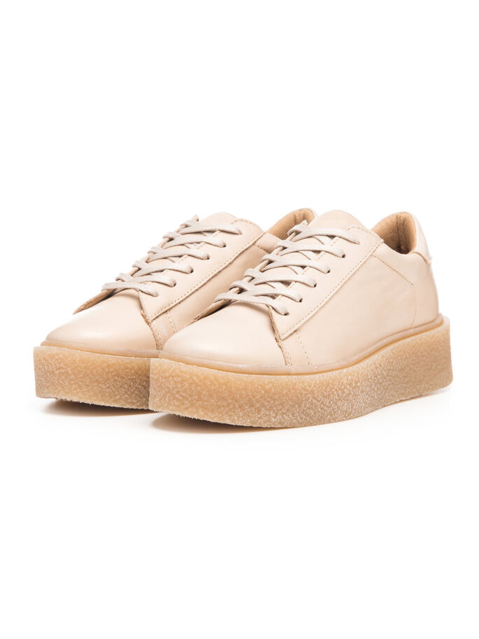 CHUNKY PLIM SNEAKERS, Sand, large