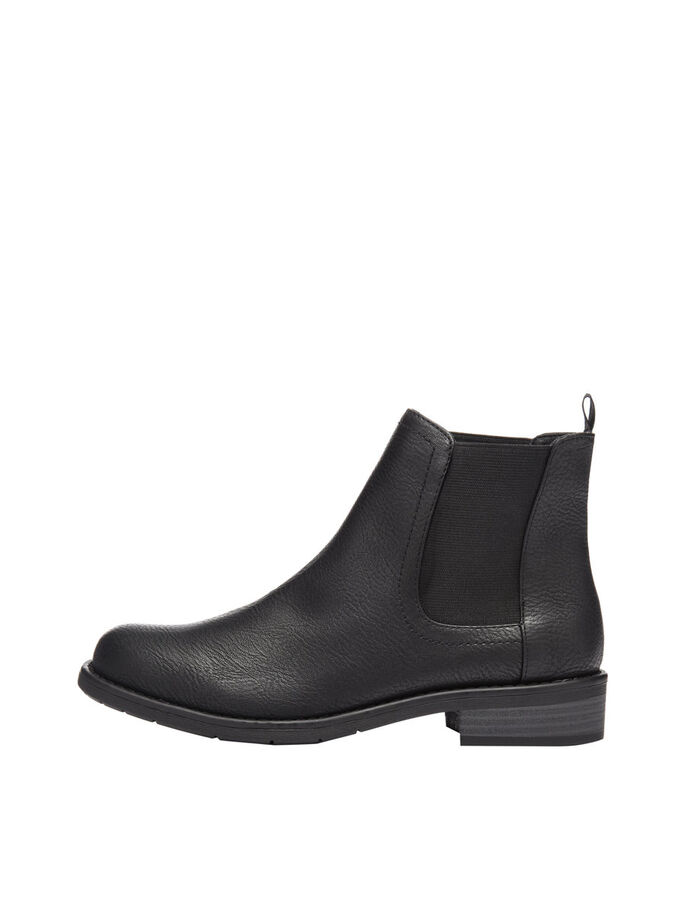 CLASSIC CHELSEA BOOTS, Black, large