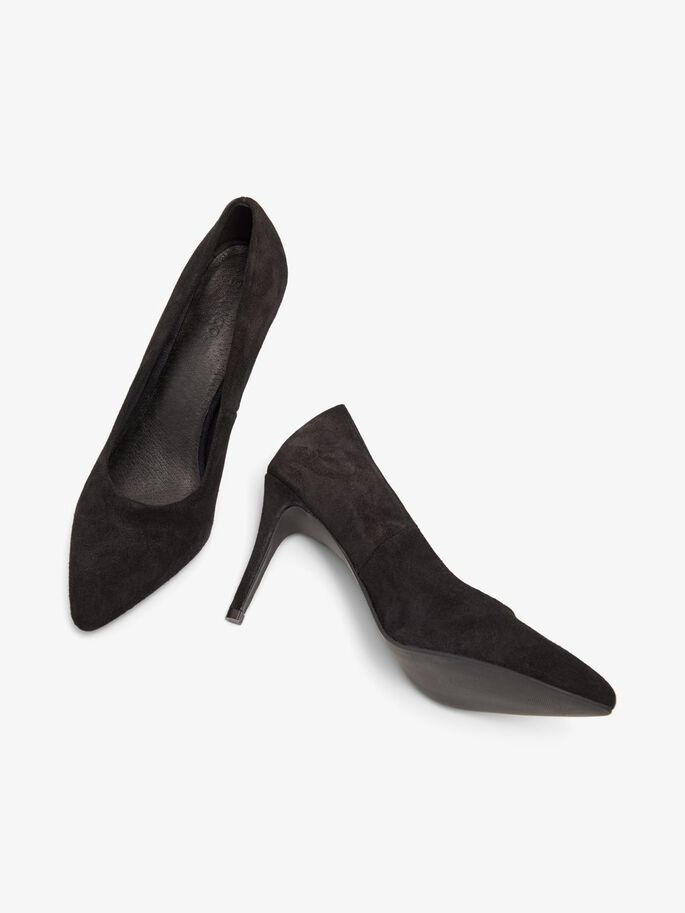 BIACAIT BASIC PUMPS, Black1, large