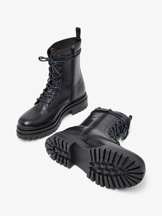 BIADARLENE LACE-UP BOOTS