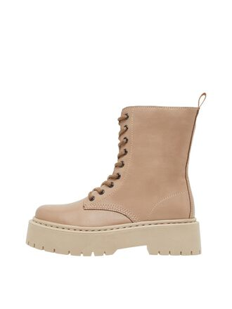BIADEB LACE-UP BOOTS