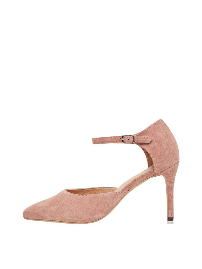 BIACAIT SUEDE PUMPS, Powder1, large