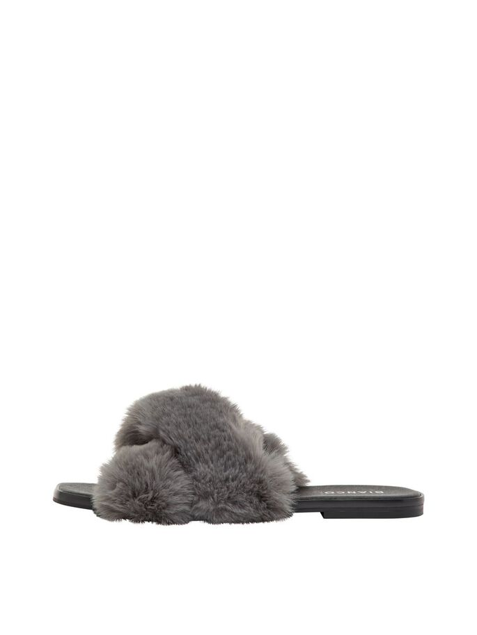 BIACHANTAL SLIPPERS, DarkGrey1, large
