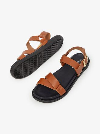 BIADEBBIE LEATHER SANDALS