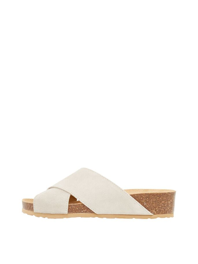 BIABETTY CROSS SANDALS, Beige1, large