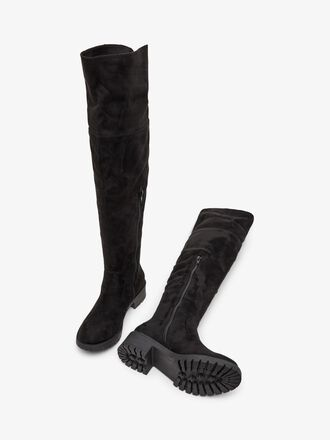 BIACLAIRE OVER-THE-KNEE BOOTS