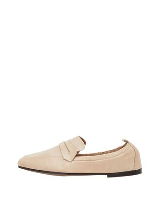 BIASTORY LEATHER LOAFERS