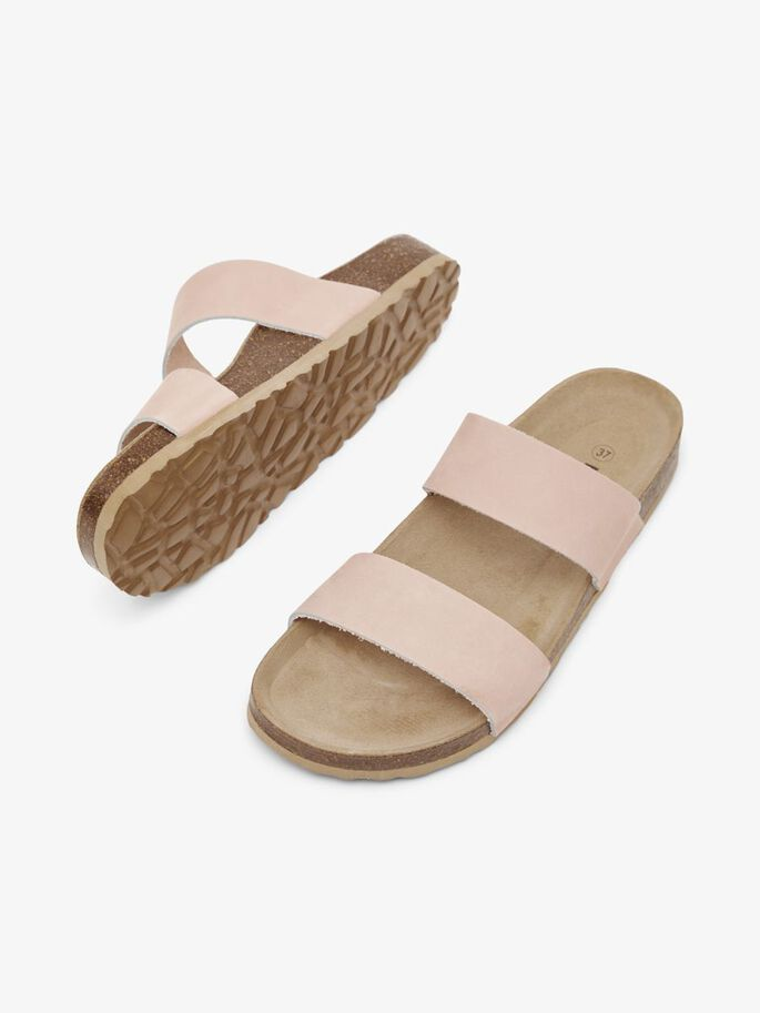 BIABETRICIA TWIN STRAP SANDALS, LightPink2, large