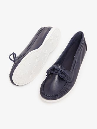 BIADANYA LEATHER LOAFERS
