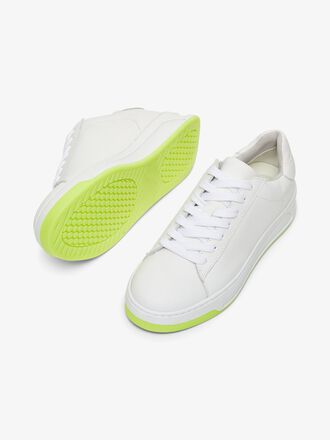 BIADAELYN LEATHER SNEAKERS