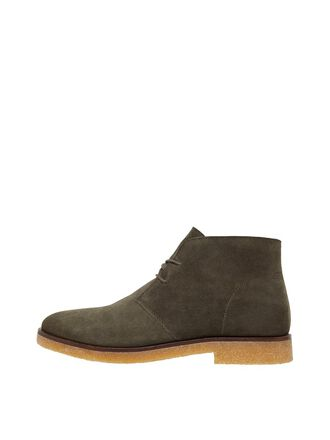 BIADINO LACE-UP BOOTS