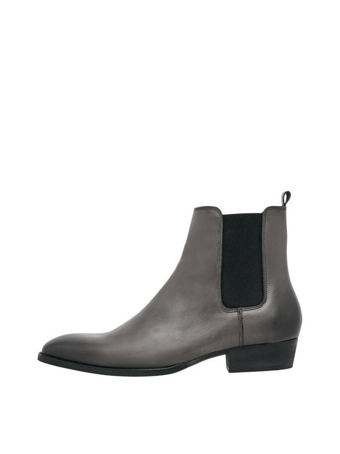BIABECK CHELSEA BOOTS, LightGrey, large