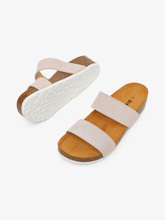 BIABETTY TWIN STRAP SANDALS
