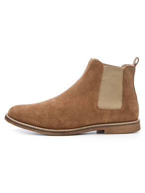 MEN'S CASUAL CHELSEA BOOTS