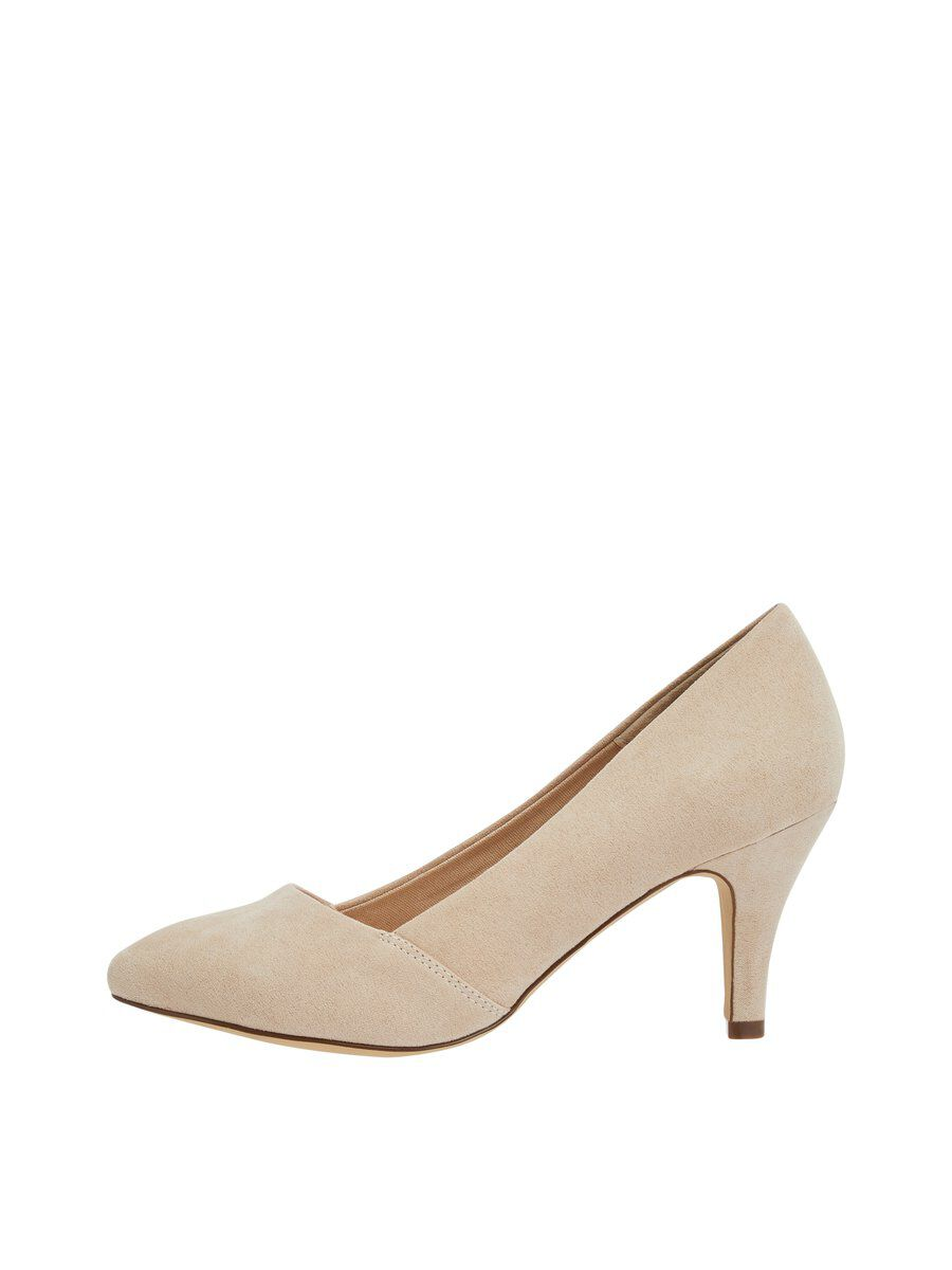 Bianco Slip-on Pumps, weiß, Cream