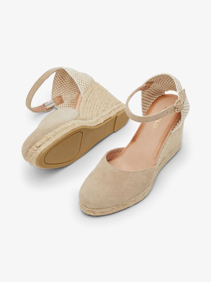 BIADEMI WEDGES, Sand1, large