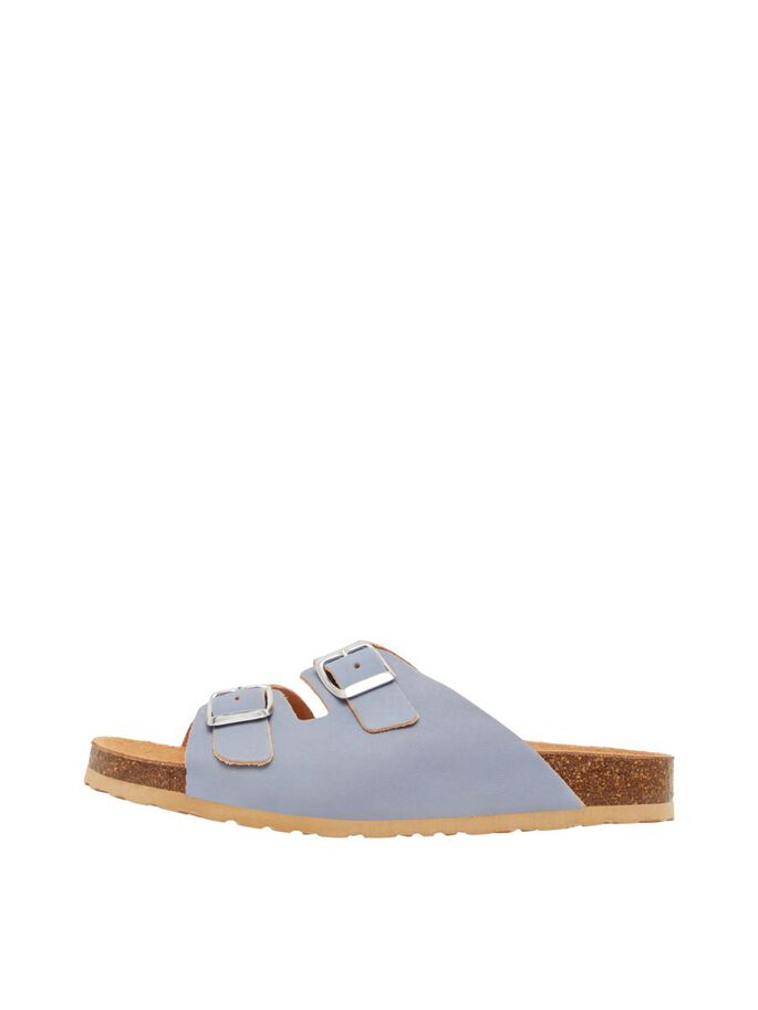 BIABETRICIA BUCKLE SANDALS, LightBlue2, large