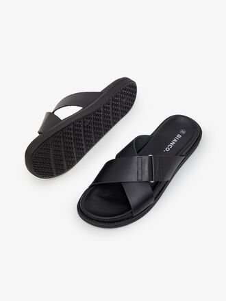 BIADEBBIE CROSS SANDALS