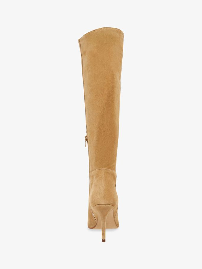 BIADANGY LONG BOOTS, LightBrown1, large