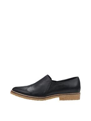 CASUAL POINTY LOAFERS
