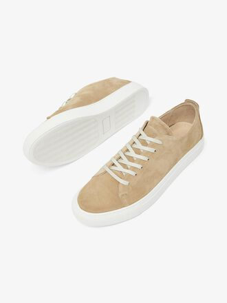 BIAAJAY LEATHER SNEAKERS