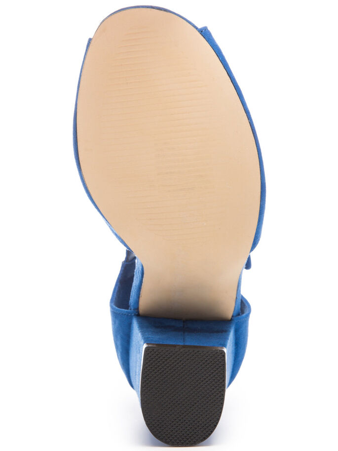 T-BAR SANDALS, Blue, large