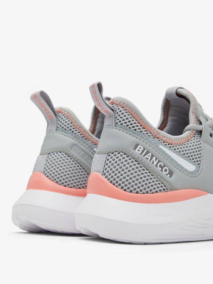 BIACLIO SNEAKERS, Peach4, large