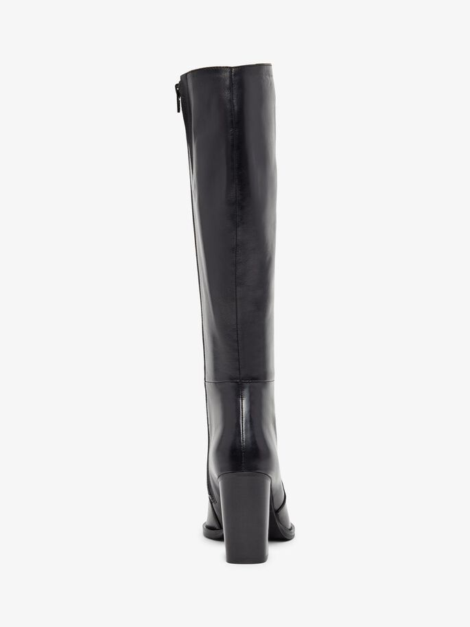 BIAJUDIA LONG BOOTS, Black, large