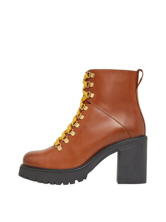 BIACURTIS LEATHER BOOTS