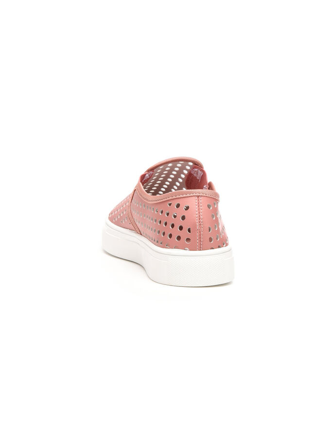 PUNCHED LOAFERS, Rose, large