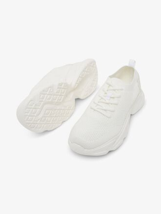 BIACASE LACED KNIT SNEAKERS