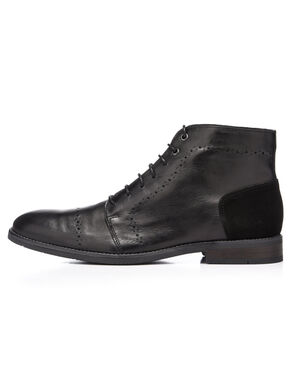 MEN'S BROGUE BOOTS