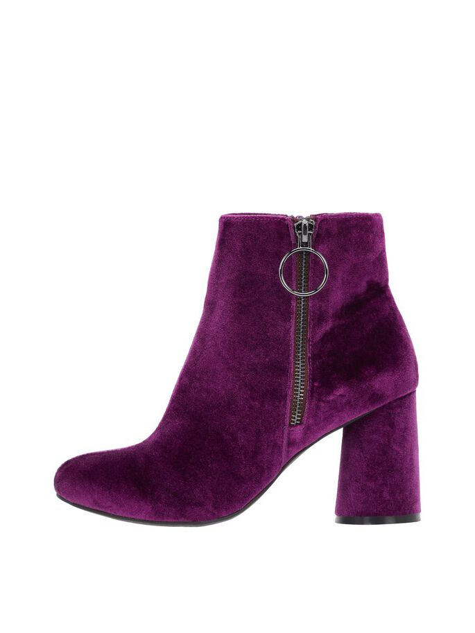 ef2c9ff3f Round heel ankle boots