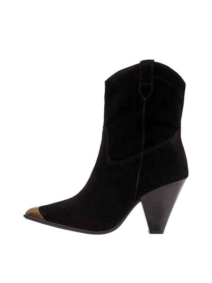 BIADEVI ANKLE BOOTS, Black1, large