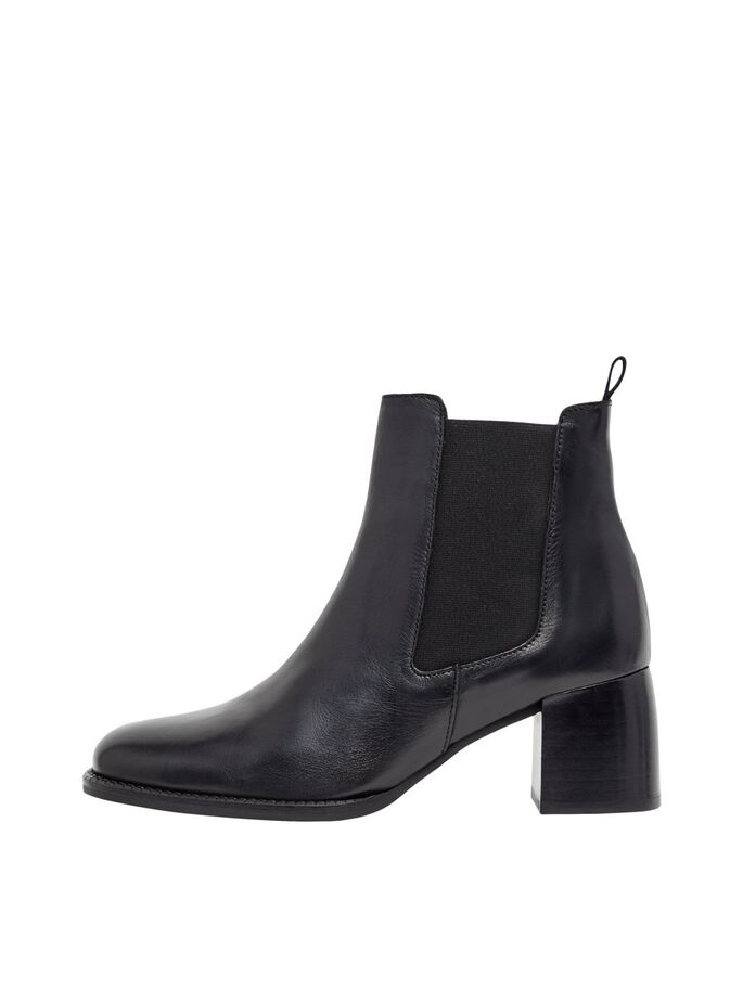 BIADALYA BOTTINES CHELSEA, Black, large