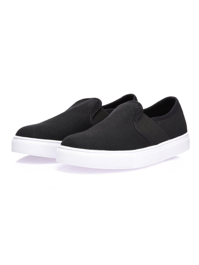 LOAFER SCHOENEN, Black, large