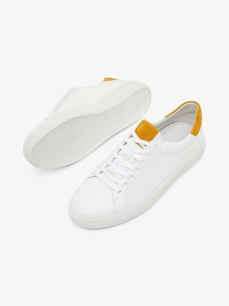 BIARICH LEATHER SNEAKERS