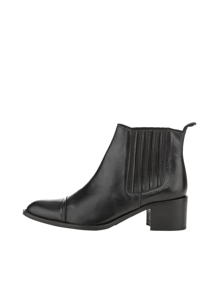 ANKLE BOOTS, Black, large
