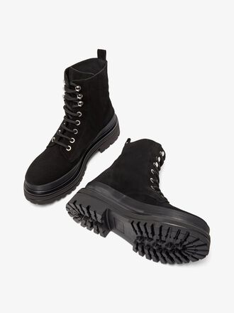BIADICY LACE-UP BOOTS