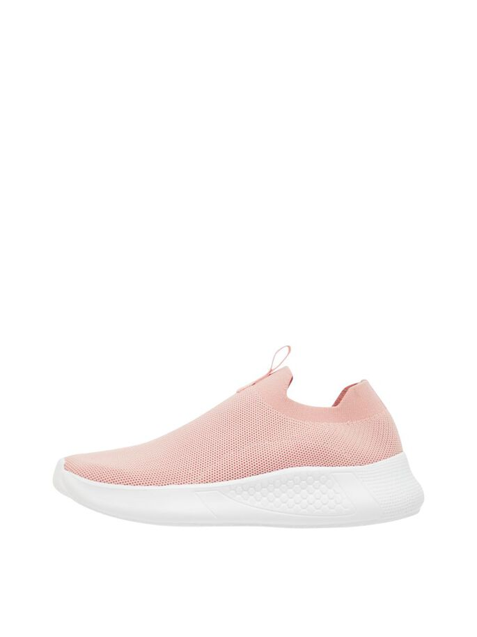 BIADEANA STRIKKEDE SNEAKERS, Rose4, large