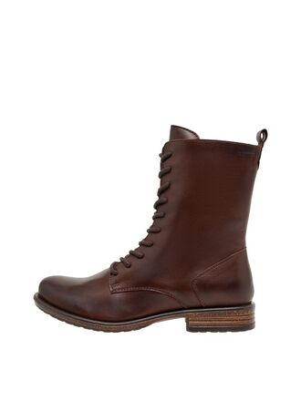 BIADANELLE LACE-UP BOOTS