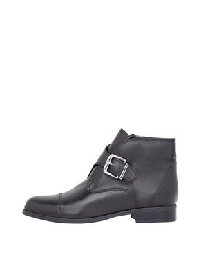 DRESS BUCKLE BOOTS
