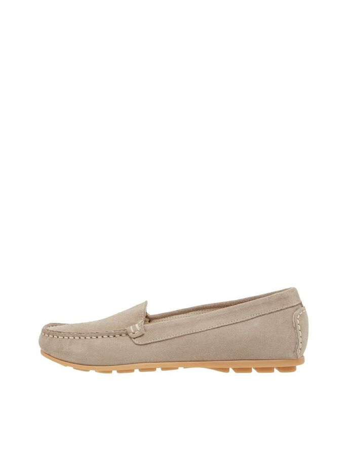 BIADALY LOAFERS, Creme, large