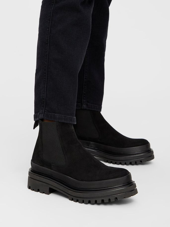 BIADICY CHELSEA BOOTS, Black1, large