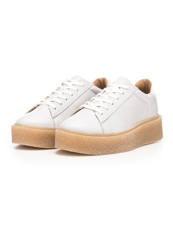 CHUNKY PLIM SNEAKERS, White, large